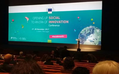 CECAN Attends Social Innovation Conference