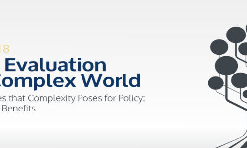 CECAN Annual Conference: Policy Evaluation for a Complex World