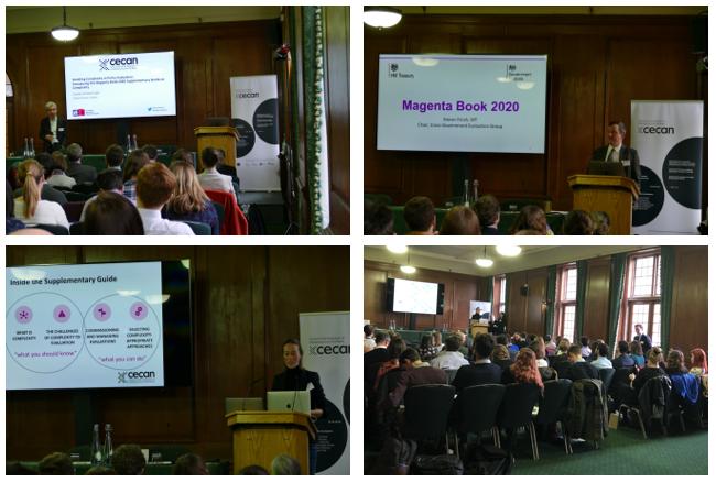 CECAN MB-A Event Photos